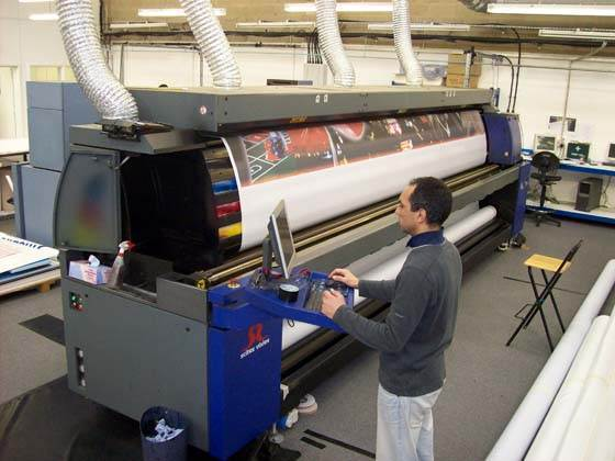 Scitex XL1500 - Print, Exhibit, Brand, Wrap, Display, XLJET 1500