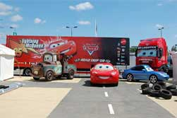 Event Branding for cars event