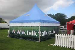 Event Branding for talk.uk