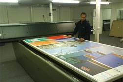 Large Flatbed Printer