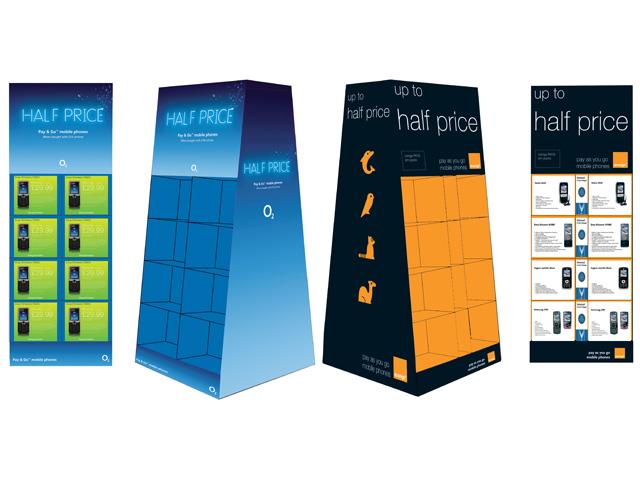 Cardboard Displays Retail Displays Cardboard Engineering