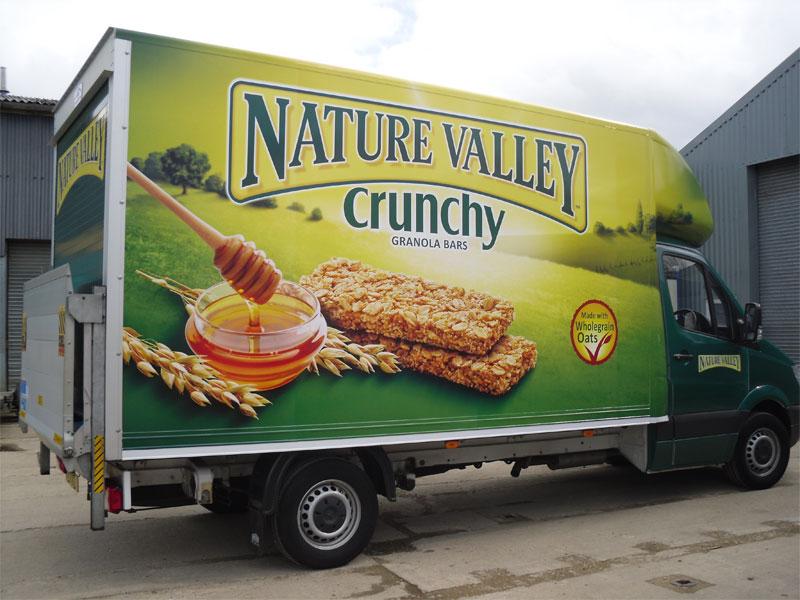 ... Wraps, Truck Decals, Truck side curtain print, 96 sheet billboards