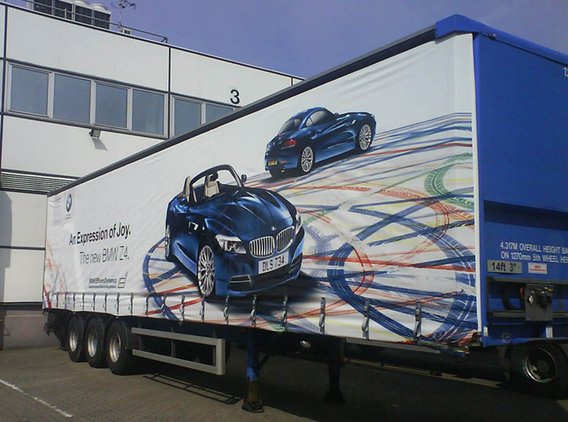 Truck Graphics Truck Livery Truck Wraps